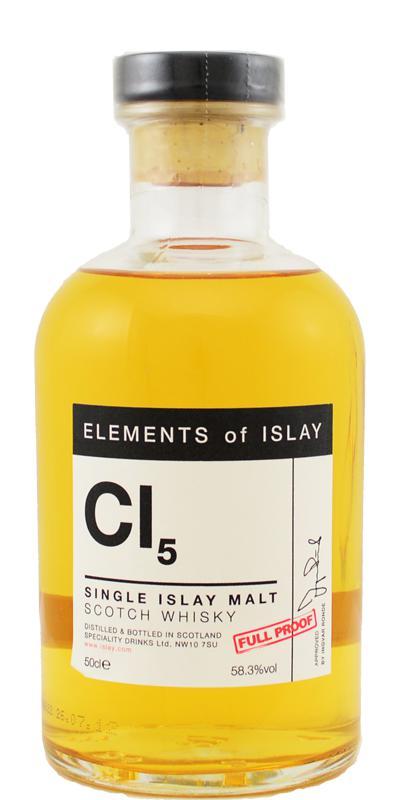 Caol Ila Cl5 SMS