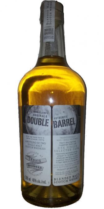 Double Barrel Bowmore / Ledaig DL