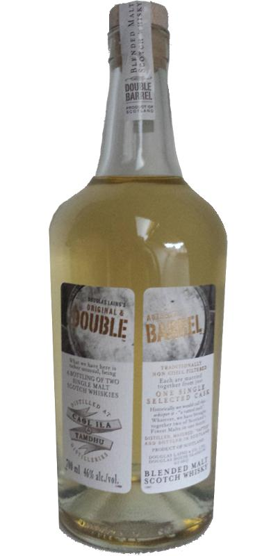Double Barrel Caol Ila / Tamdhu DL