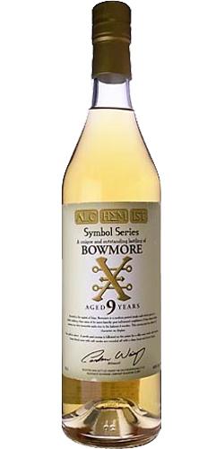 Bowmore 09-year-old Al