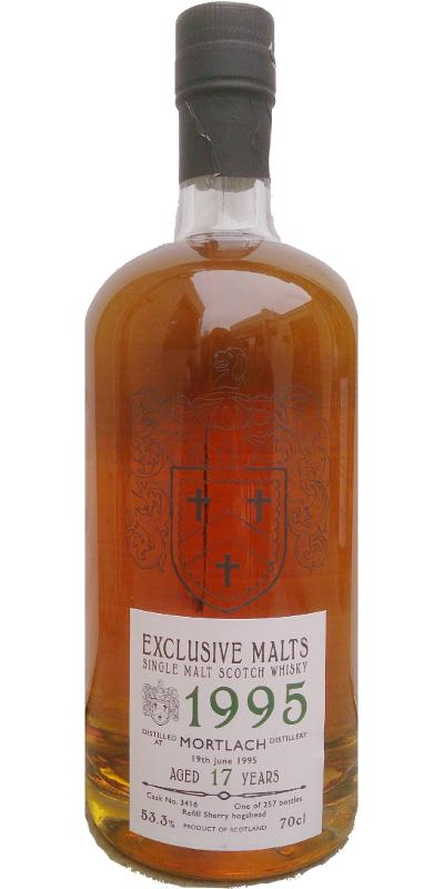 Mortlach 1995 CWC