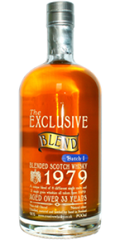 The Exclusive Blend 1979 CWC