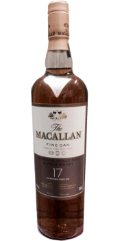 Macallan 17-year-old
