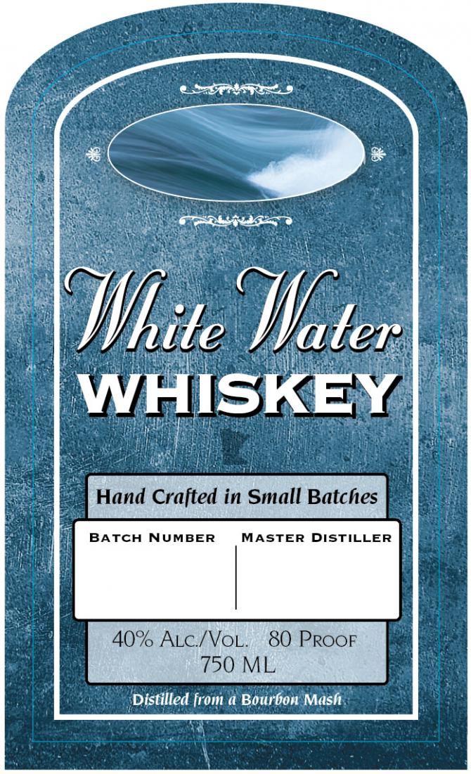 Panther Distillery White Water  Whiskey