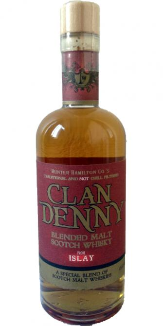 Clan Denny Blended Malt from Islay HH