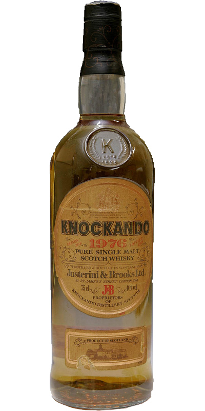 Knockando 1976