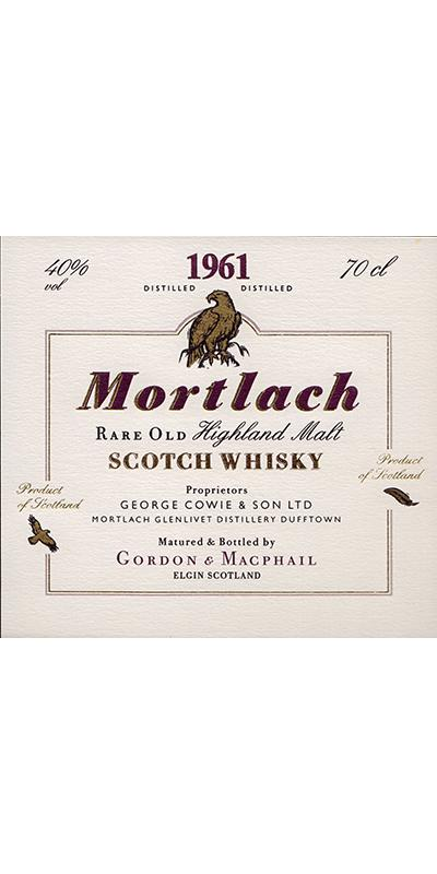 Mortlach 1961 GM