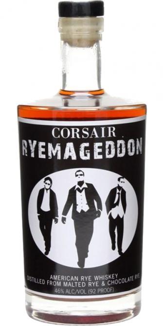 Corsair Artisan Distillery Ryemageddon