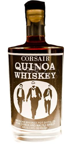 Corsair Artisan Distillery Quinoa Whiskey