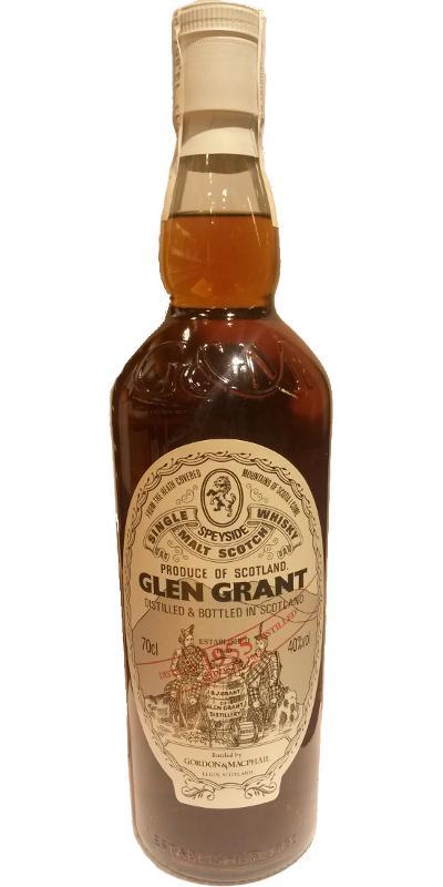 Glen Grant 1955 GM