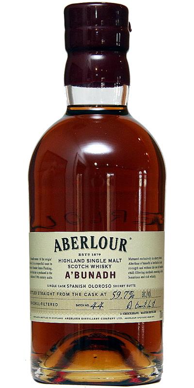 Aberlour A'bunadh batch #44