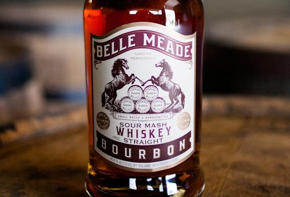 Review #269: Belle Meade Cask Strength Reserve : bourbon