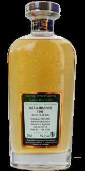Allt-a-Bhainne 1991 SV