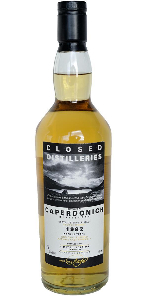 Caperdonich 1992 PDA