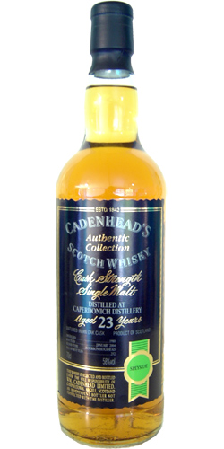 Caperdonich 1980 CA