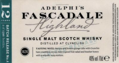 Fascadale Release No. 4 AD