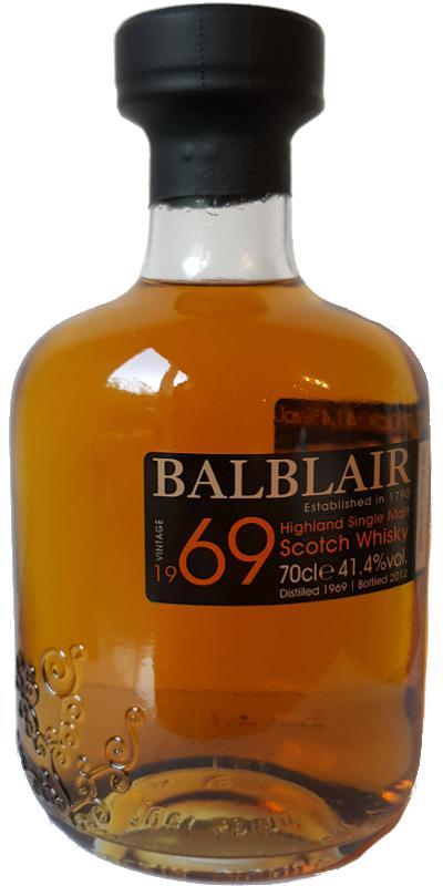 Balblair 1969