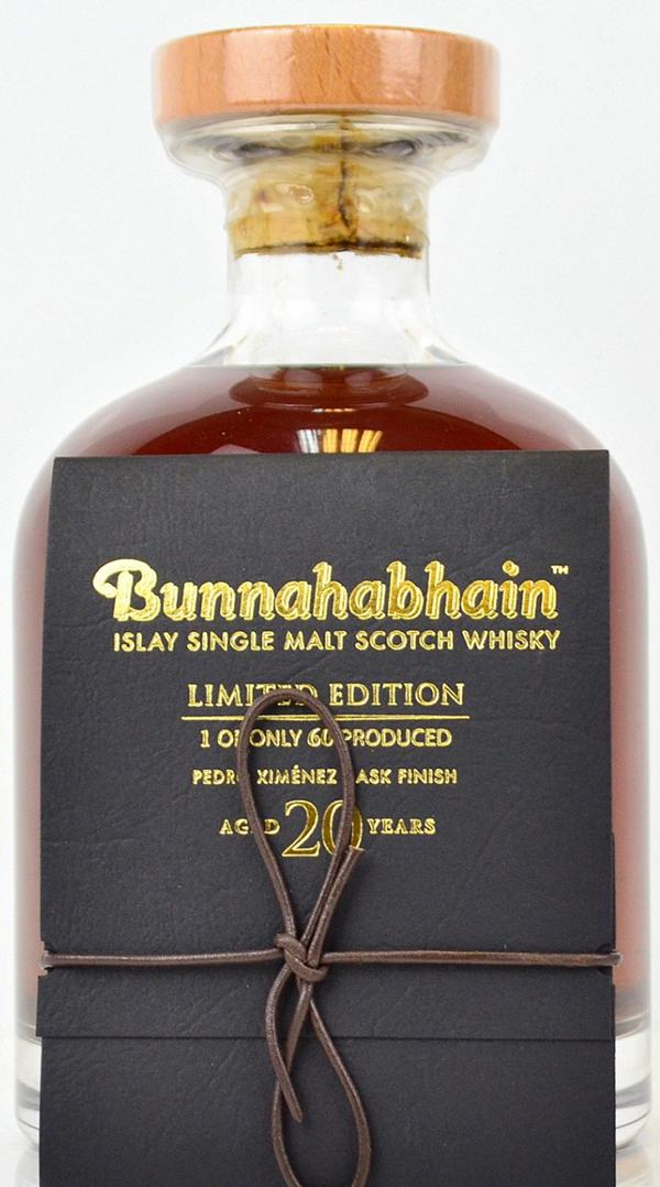 Bunnahabhain 20-year-old