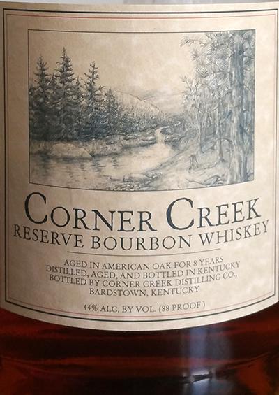 Corner Creek Reserve