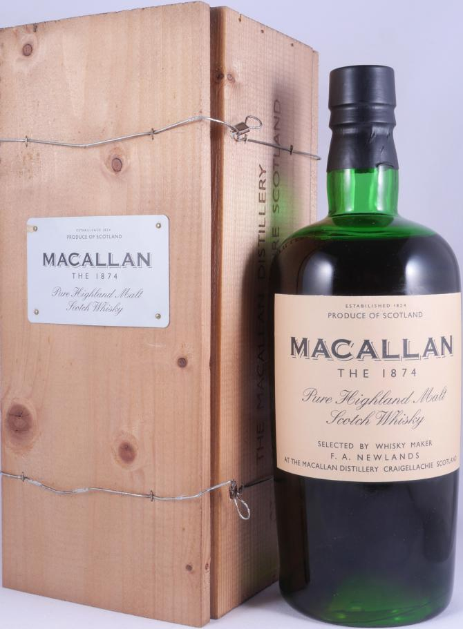 Macallan Replica 1874