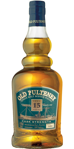 Old Pulteney 1991 Cask Strength