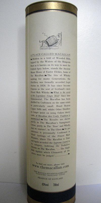 Macallan 1984