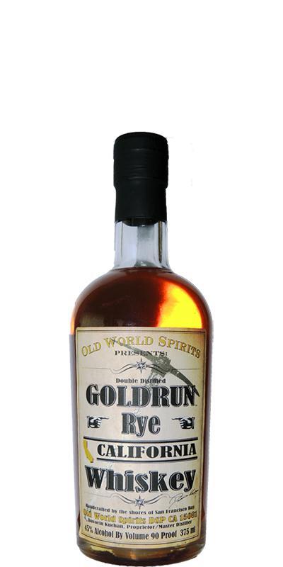 Old World Spirits Goldrun