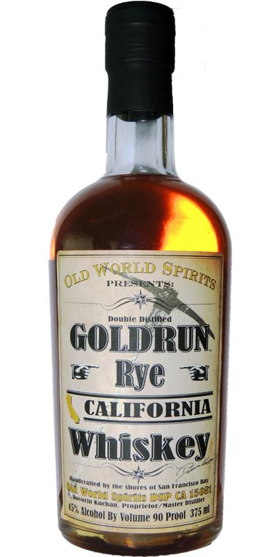 Old World Spirits Goldrun