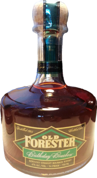 Old Forester 1995 - Birthday Bourbon