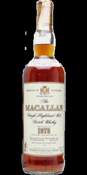 Macallan 1978