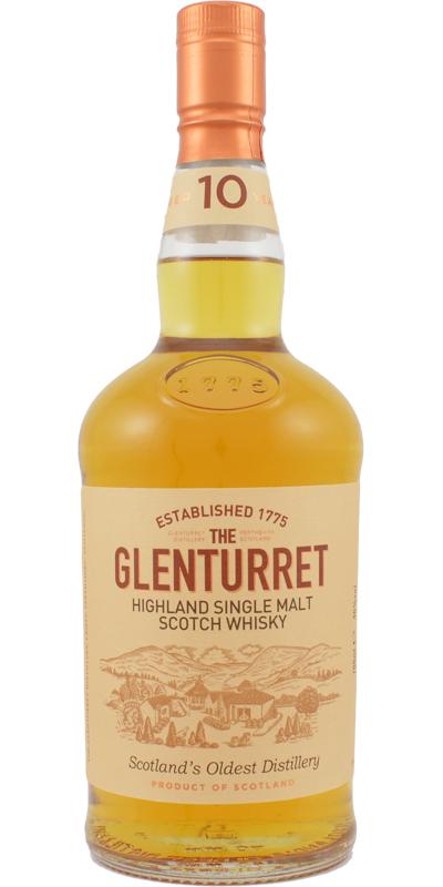 Glenturret 10-year-old