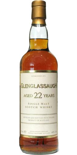 Glenglassaugh 22-year-old