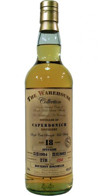 Caperdonich 1994 WW8