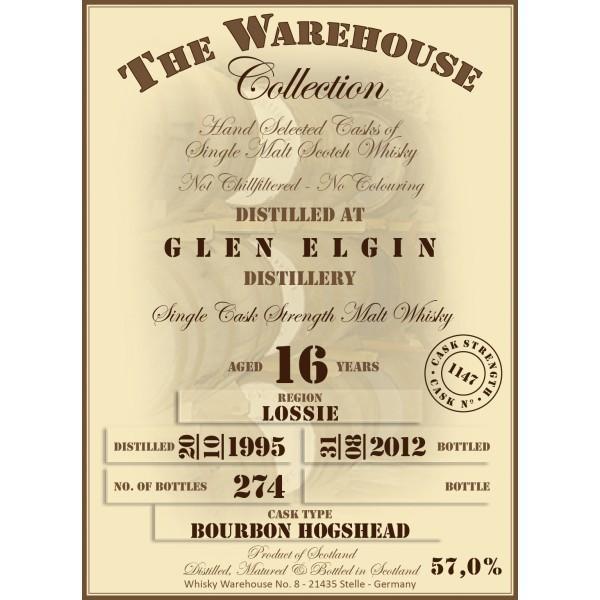 Glen Elgin 1995 WW8