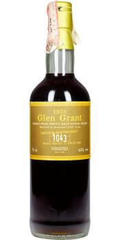 Glen Grant 1970 Sa