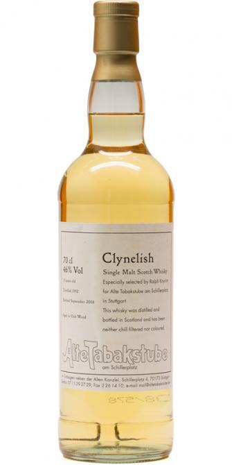 Clynelish 1992 AT