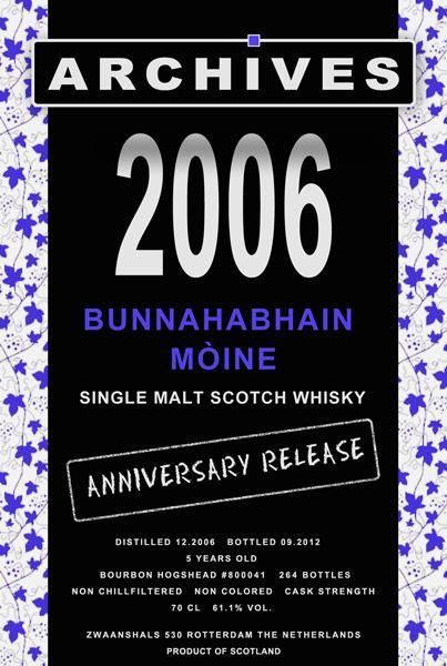 Bunnahabhain 2006 Arc