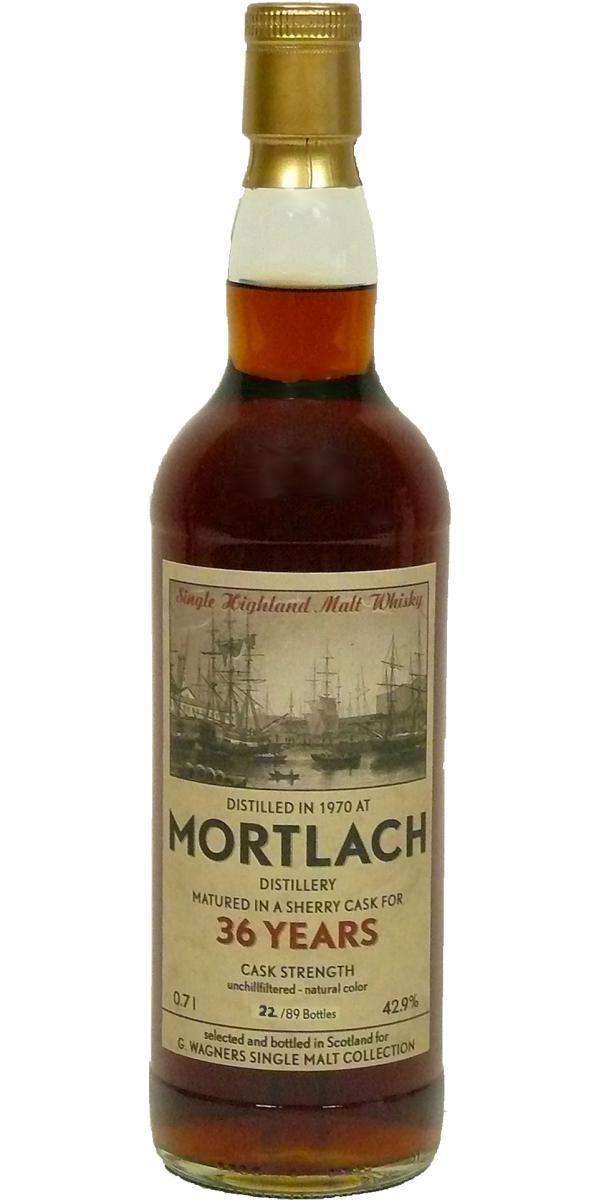 Mortlach 1970 Wgn