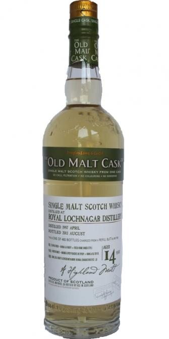 Royal Lochnagar 1997 DL