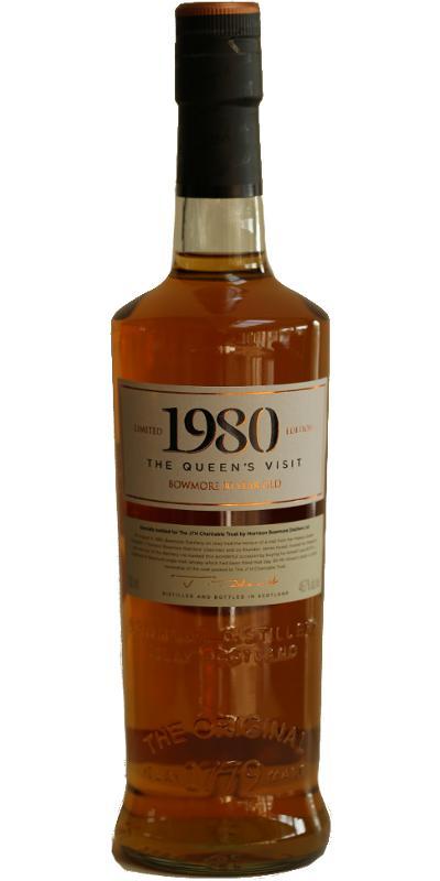 Bowmore 1980