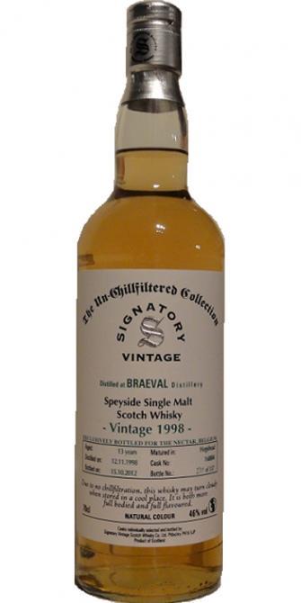 Braeval 1998 SV