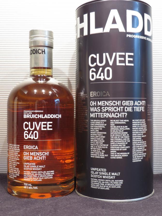Bruichladdich Cuvée 640