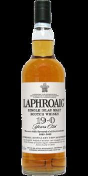 Laphroaig 19.0