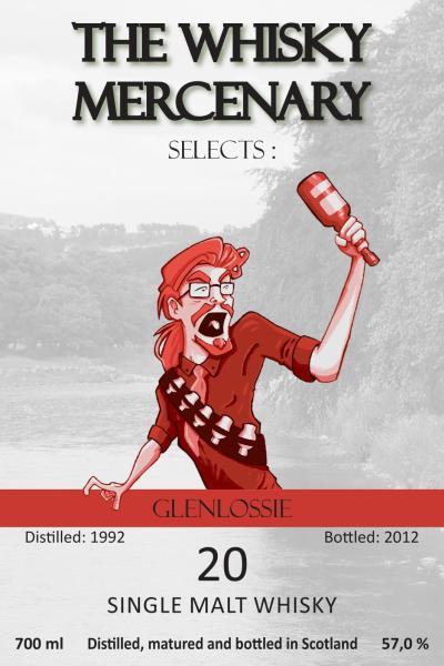Glenlossie 1992 TWM