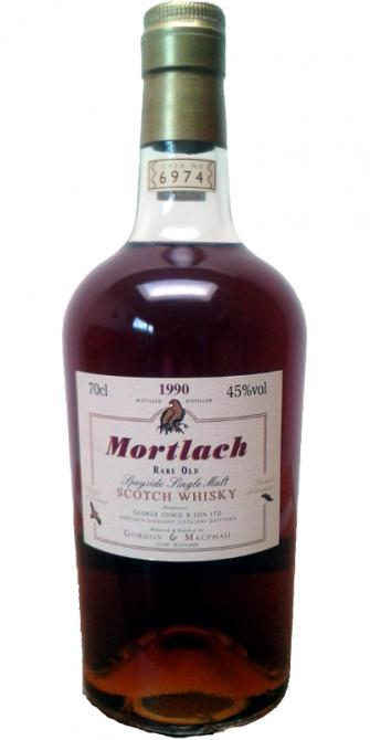 Mortlach 1990 GM