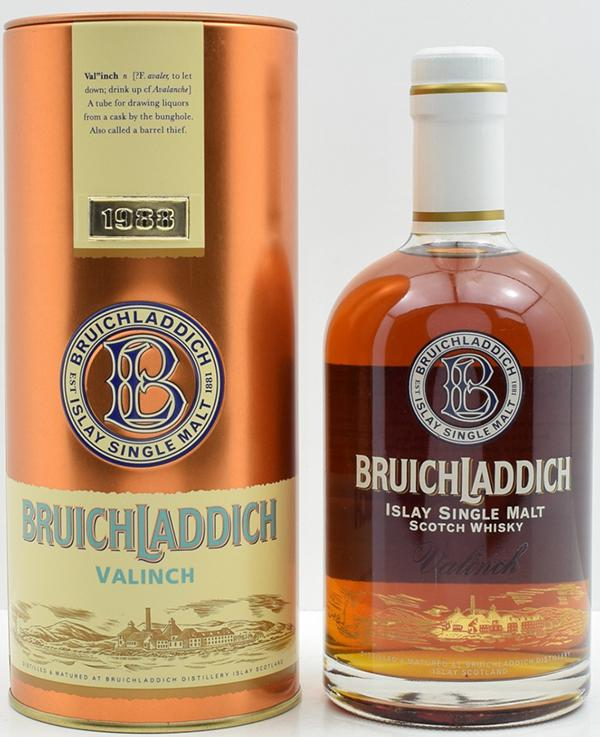 Bruichladdich 1988 Valinch