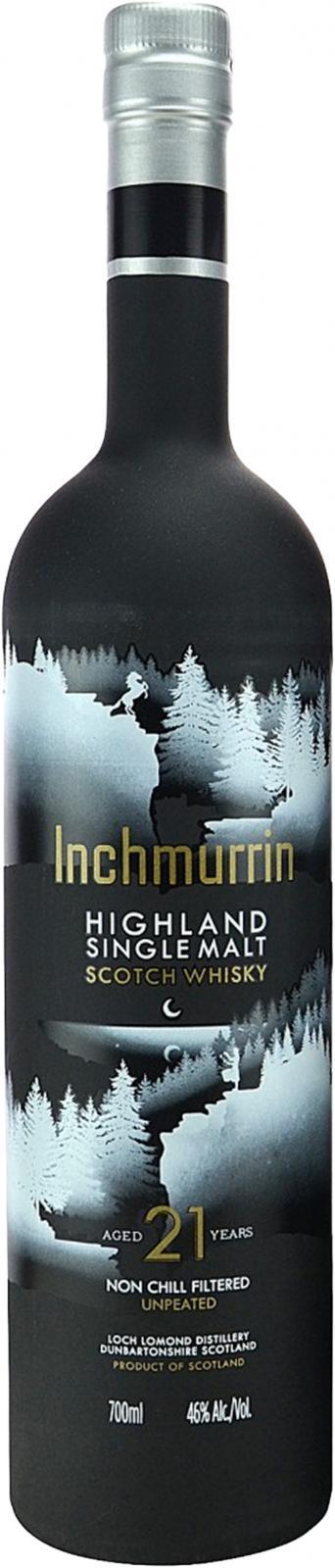 Inchmurrin 21-year-old