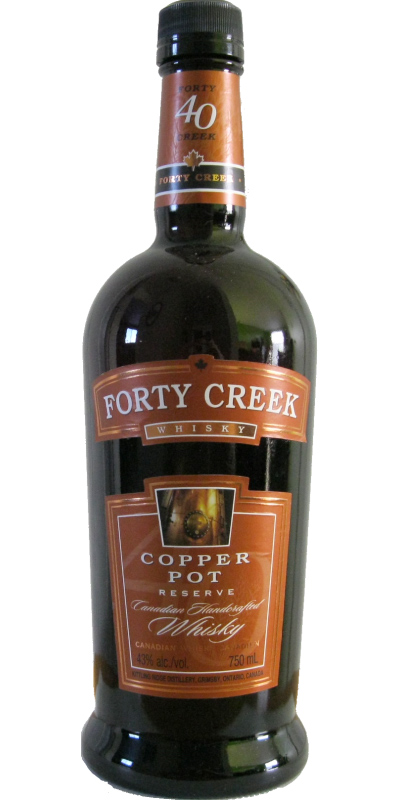 Forty Creek Copper Pot Reserve