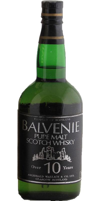 Balvenie 10-year-old