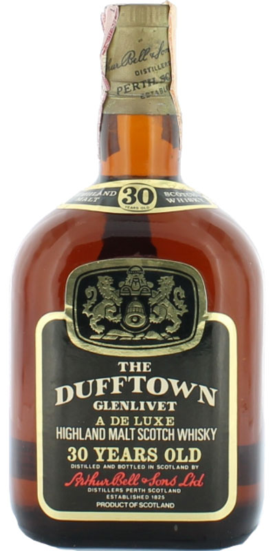 Dufftown 30-year-old